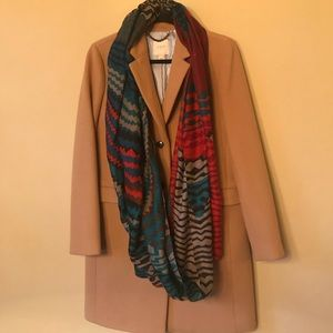 Accessories - Patterned Anthropologie infinity scarf!